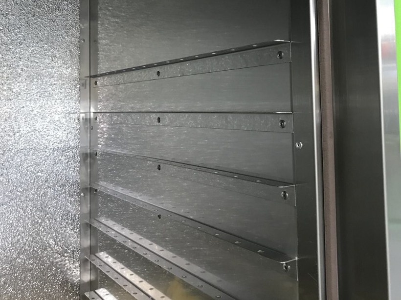 low stainless IKE dehydrate in oven
