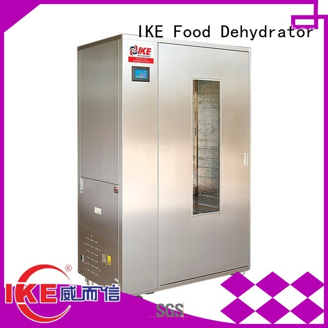 IKE Brand middle food commercial food dehydrator manufacture