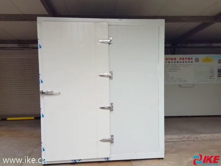 WRH-500A with Drying house