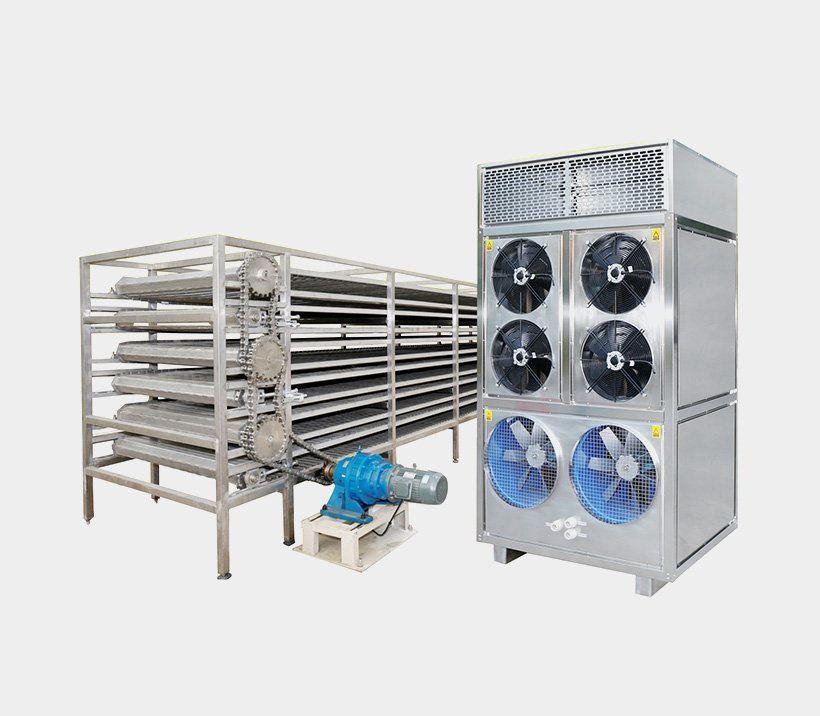 commercial food dryer machine food drying line IKE