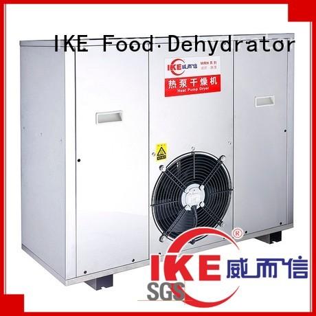 dehydrator steel dehydrator machine temperature dryer IKE company