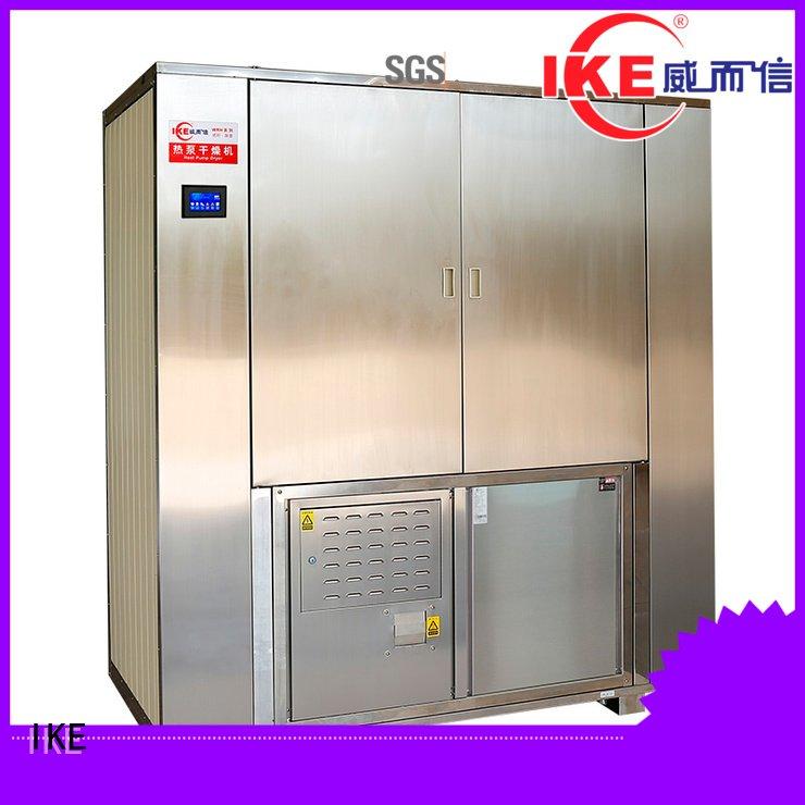 low steel IKE dehydrate in oven