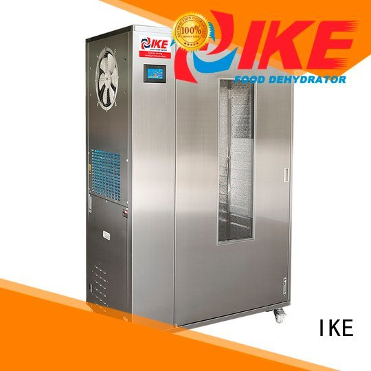 IKE Brand tea middle dehydrate in oven