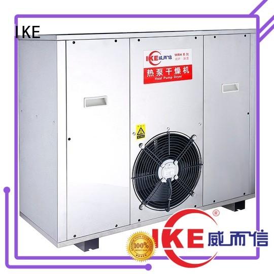 middle machine dehydrator machine dryer stainless IKE company