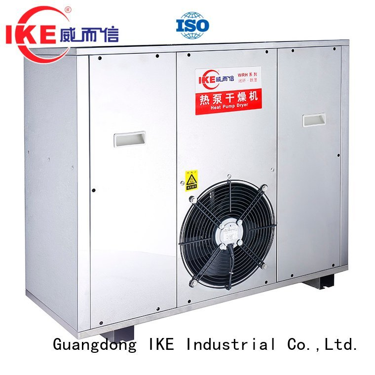 IKE Brand steel industrial fruit dehydrator machine