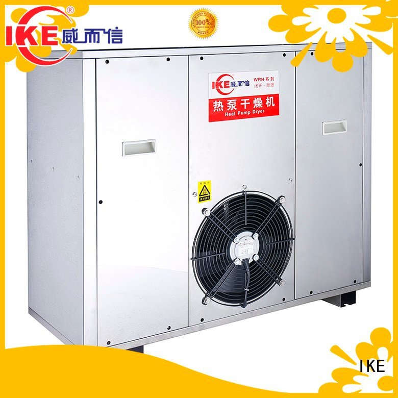 IKE dehydrator machine steel sale temperature industrial