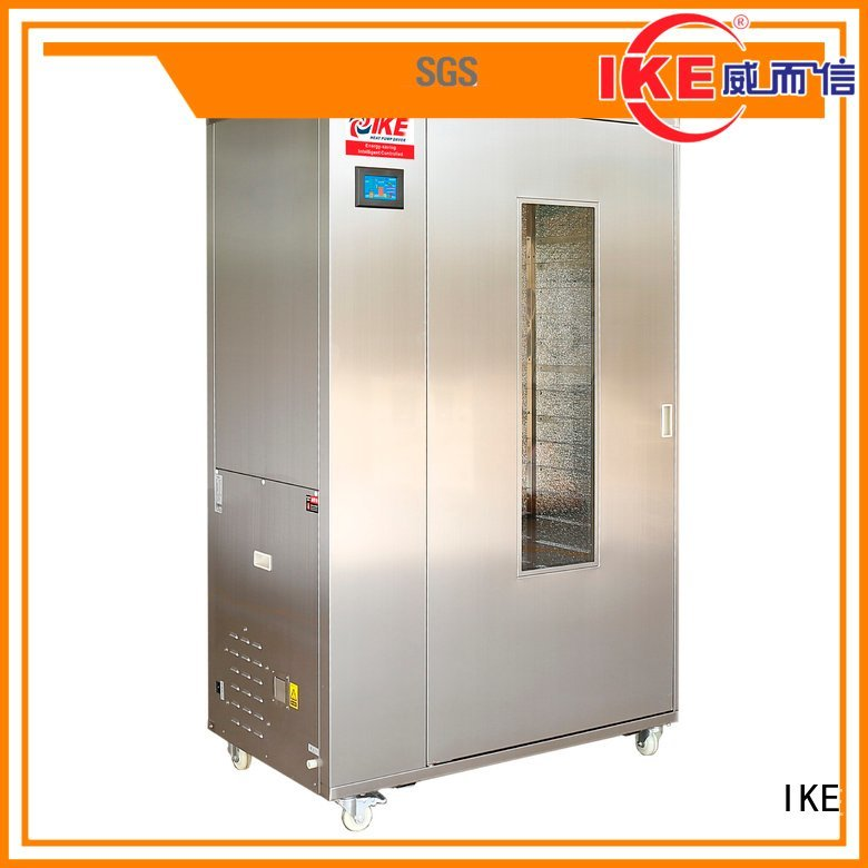 IKE Brand meat dehydrator commercial food dehydrator machine temperature