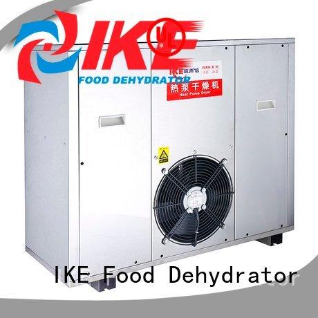 industrial temperature IKE dehydrator machine