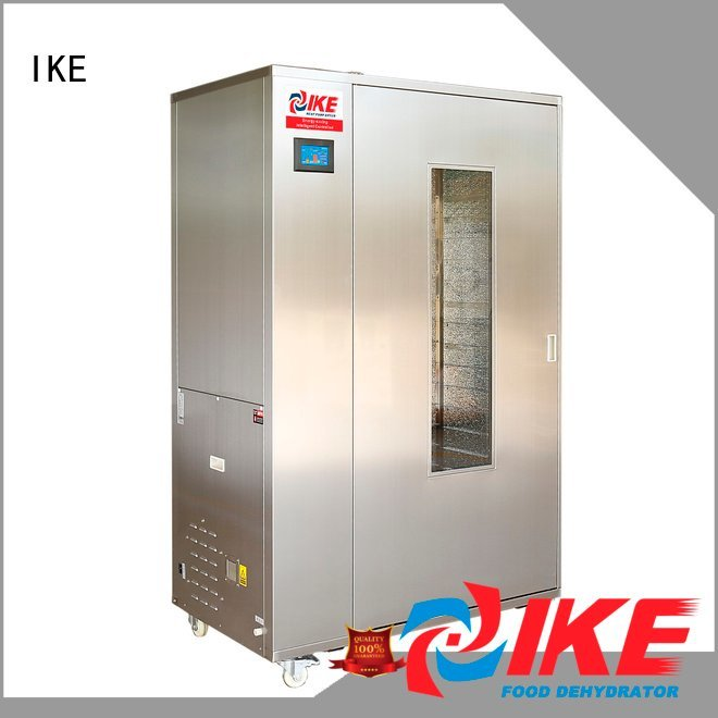 Hot dehydrate in oven vegetable IKE Brand