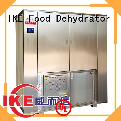 middle commercial chinese commercial food dehydrator IKE Brand