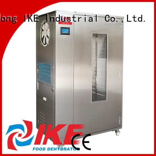 middle stainless fruit IKE Brand commercial food dehydrator supplier