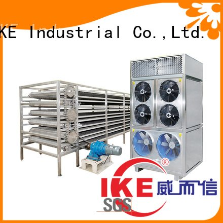 commercial food dryer machine belt drying line food