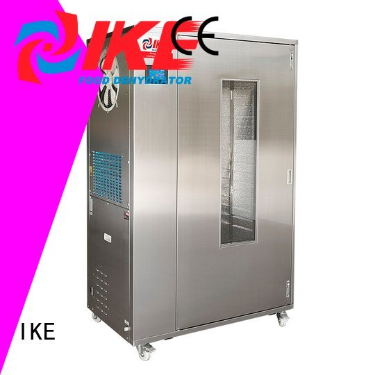 IKE Brand vegetable chinese flower commercial food dehydrator