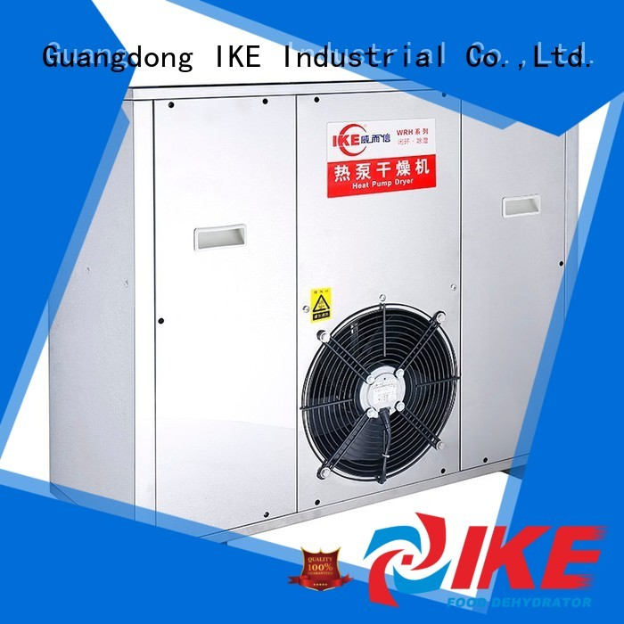 IKE Brand drying low vegetable commercial dehydrator machine