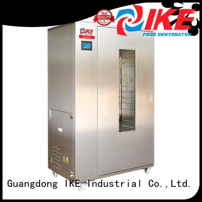 Wholesale stainless low commercial food dehydrator IKE Brand