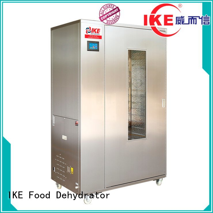 IKE Brand herbal commercial food dehydrator fruit factory