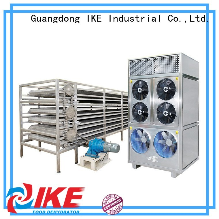 commercial food dryer machine large dehydrator IKE Brand company