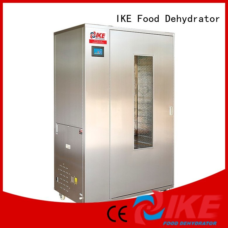 dehydrator food herbal stainless IKE Brand commercial food dehydrator supplier