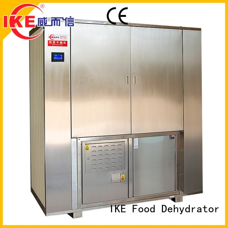 temperature steel IKE dehydrate in oven
