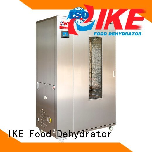Custom commercial food dehydrator tea machine temperature IKE