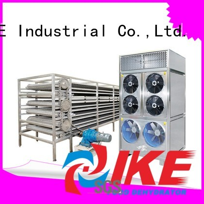 conveyor mesh IKE Brand drying line