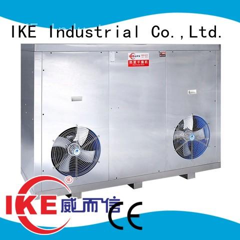 low dehydrator machine steel IKE company