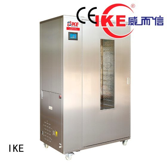 IKE Brand chinese steel vegetable commercial food dehydrator