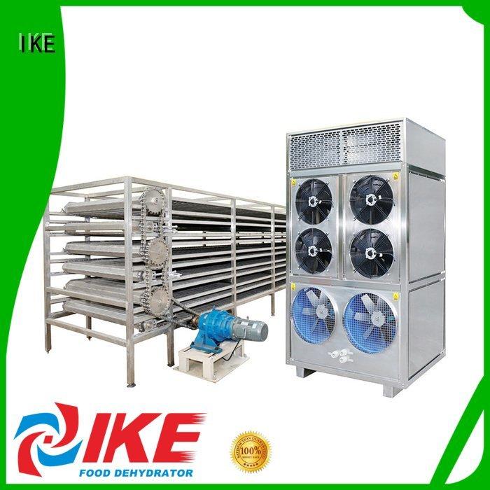 IKE Brand food commercial food dryer machine belt conveyor