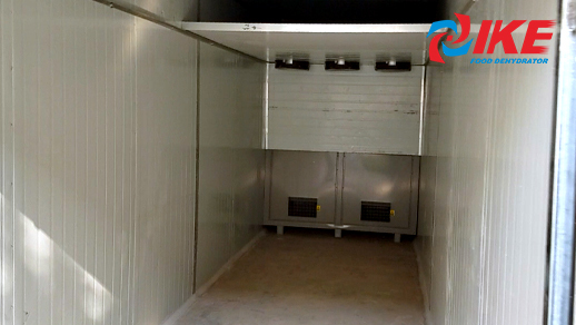 WRH-1200A Food Drying House With Auxiliary Circulating Fan