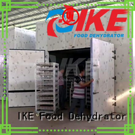 temperature commercial IKE Brand professional food dehydrator factory