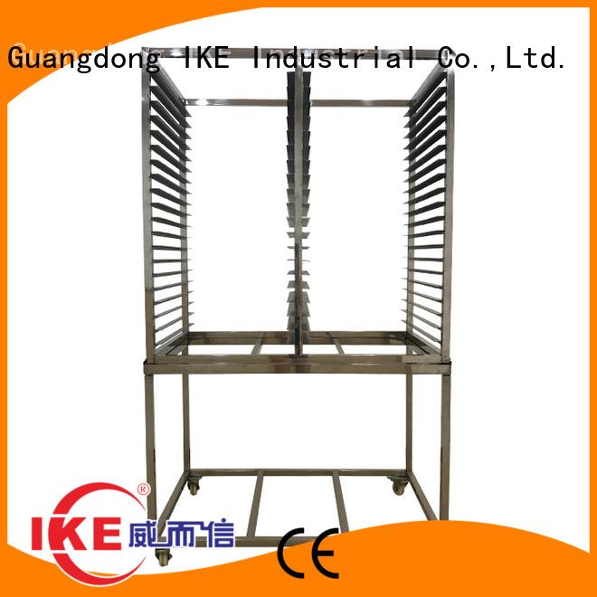 IKE Brand retaining panel mesh dehydrator trays manufacture