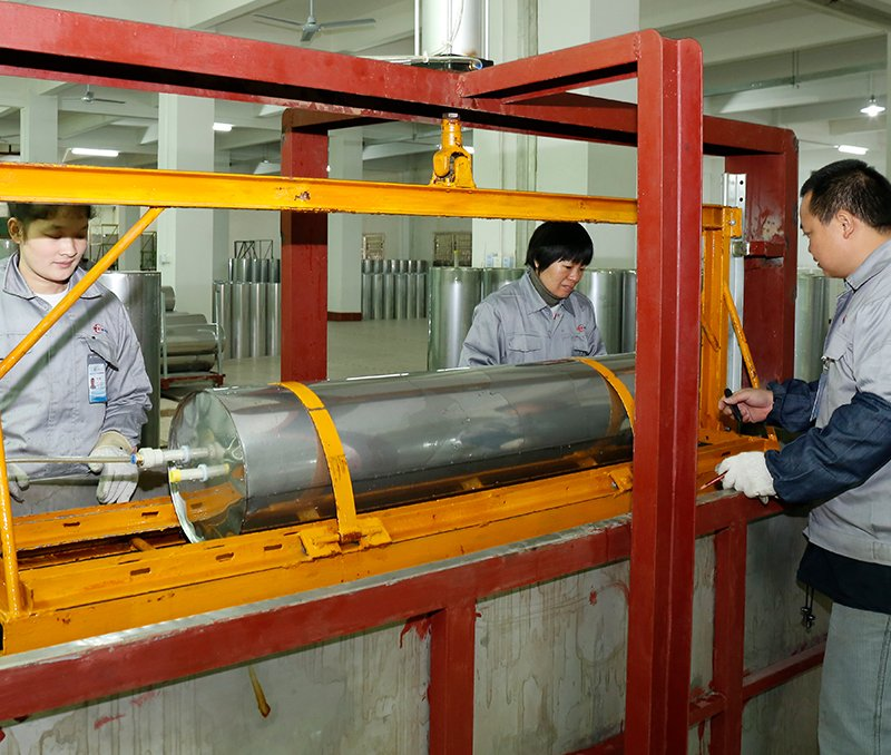 food dehydrator production line