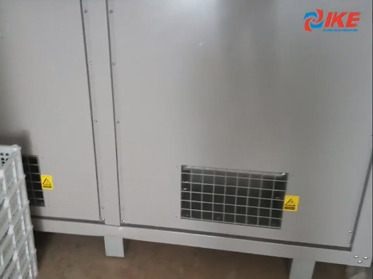 WHR-1200A drying house