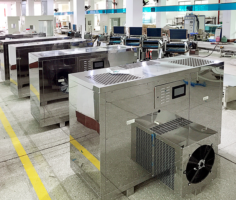 WRH-500 Embedding food dehydrator production line