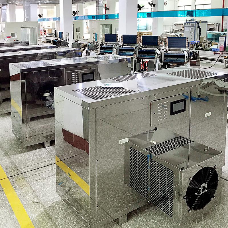WRH-500 Embedding food dehydrator production line