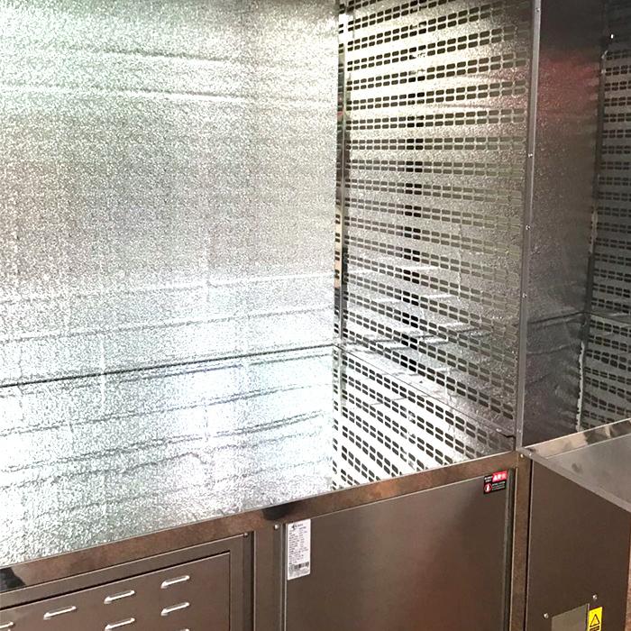 WRH-300GB High Temperature Stainless Steel Food Dehydrator Machine