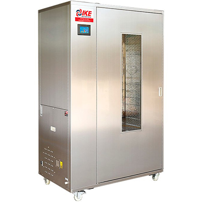 IKE-Potato Chip Drying Machine, Potato Chip Dehydrator, Equipment For Drying Fruits And Vegetables-3