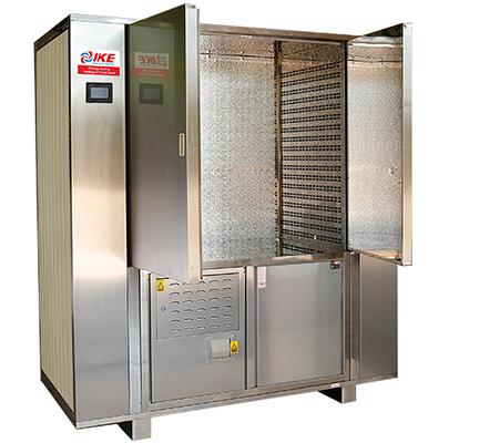 IKE-Leek Flower Drying Machine, Vegetable Dehydration Plant, Electric Vegetable Dryer-3