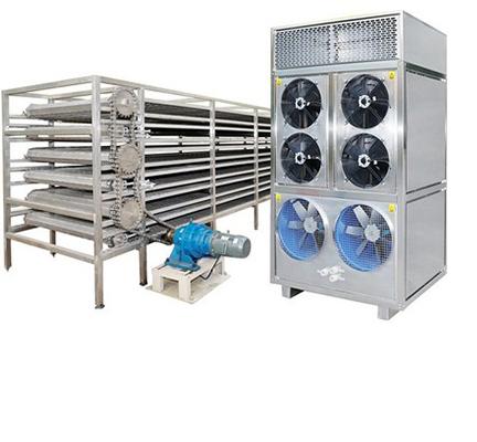 IKE-Leek Flower Drying Machine, Vegetable Dehydration Plant, Electric Vegetable Dryer-5