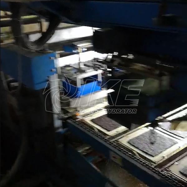 IKE-Best Customized Conveyor Mesh Belt Large Food Dehydrator | Ike Food Dehydrator-4