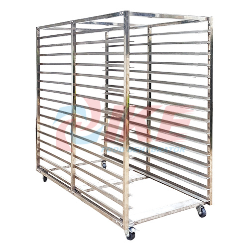 stainless steel fruit and vegetable shelf for food dehydrating room