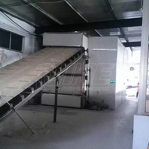 IKE-Best Customized Conveyor Mesh Belt Large Food Dehydrator | Ike Food Dehydrator-5
