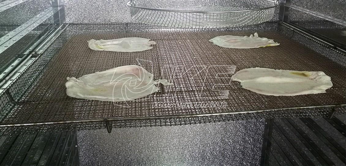 IKE-Fish Maw Drying Machine, Fish Maw dehydrator, Seafood Dehydrator