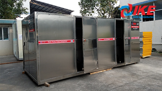 Customized Integrated Drying System