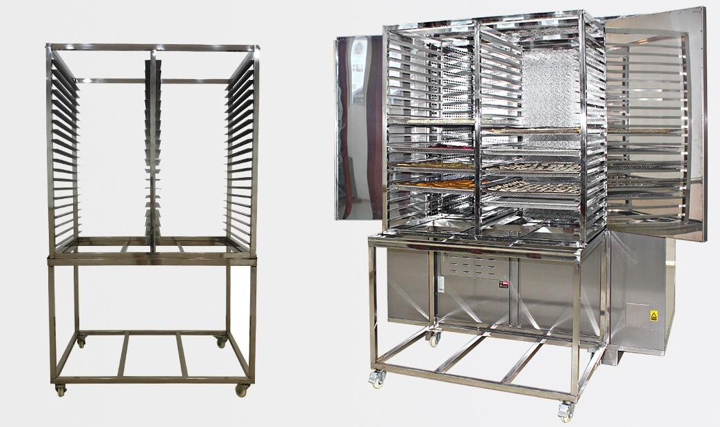 IKE-High-quality Stainless Steel Rack For Food Dehydrator Wrh-300b 300gb