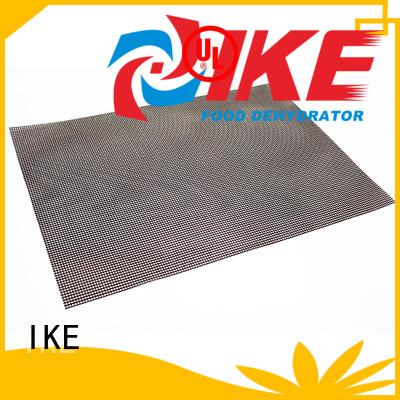 IKE Brand shelf round dehydrator net flat supplier