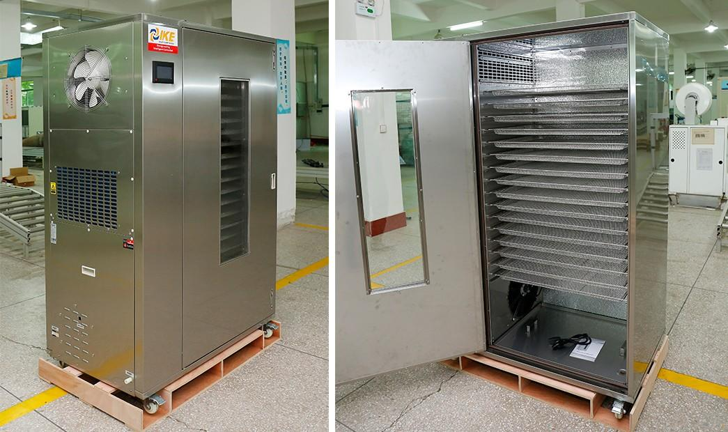 IKE-Manufacturer Of Wrh-100d Low Temperature Heat Pump Flower And Leave Dehydrator-1
