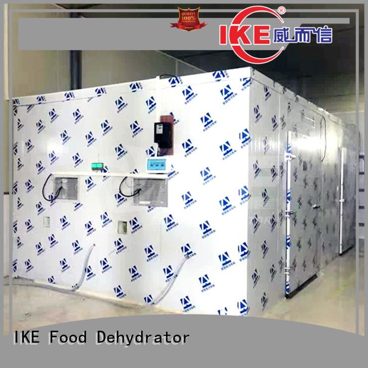 IKE Brand middle fruit dehydrator machine dryer factory