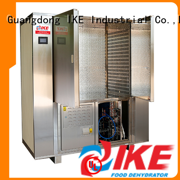 Quality IKE Brand dehydrate in oven machine steel