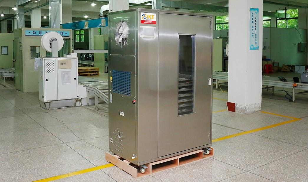 IKE-Manufacturer Of Wrh-100d Low Temperature Heat Pump Flower And Leave Dehydrator
